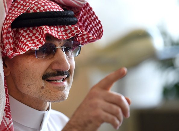 CFO of Alwaleed's Kingdom Holding quits