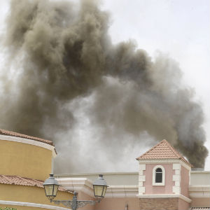 19 Killed In Qatar Mall Fire