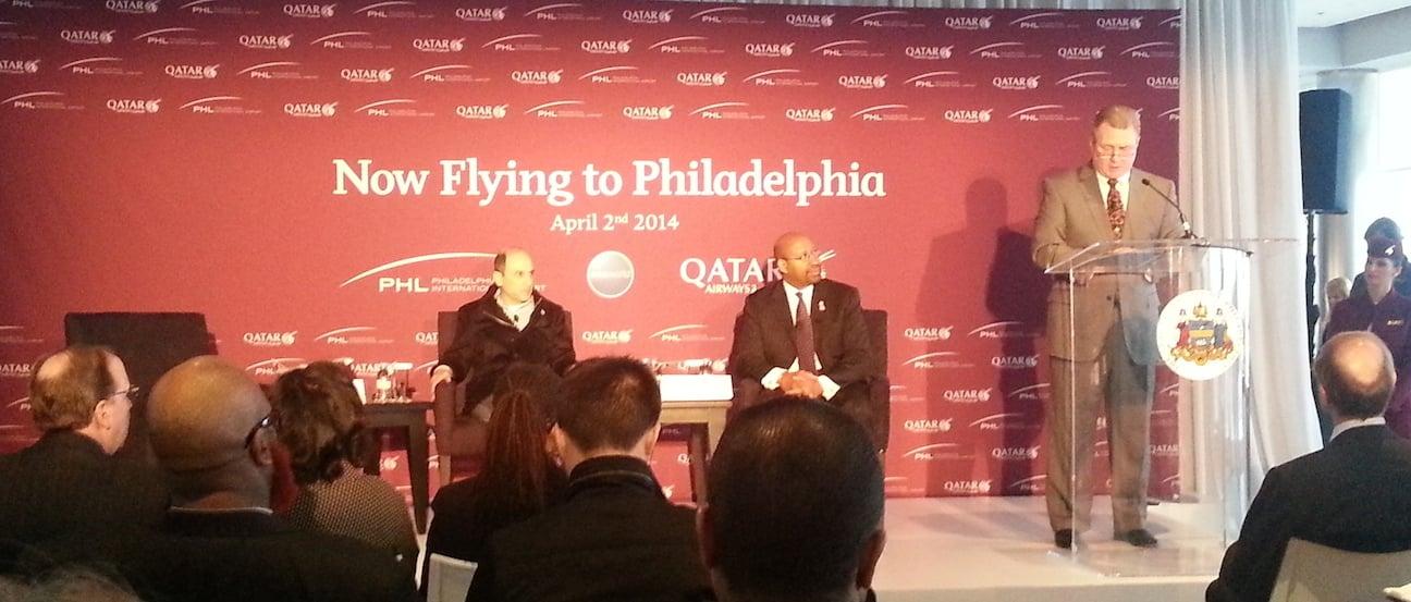 Qatar Airways Launches Philadelphia Flights