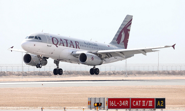 Image result for qatar airways hamad airport
