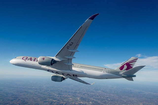 Airbus Says First Delivery Of A350 To Qatar Postponed