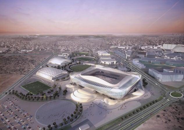 Qatari-Turkish joint venture awarded Al Thumama 2022 stadium contract