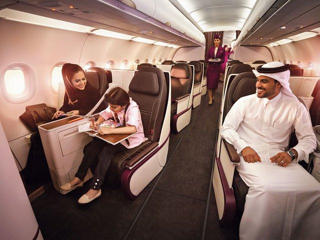 Qatar Airways launches all-first class daily service to Jeddah