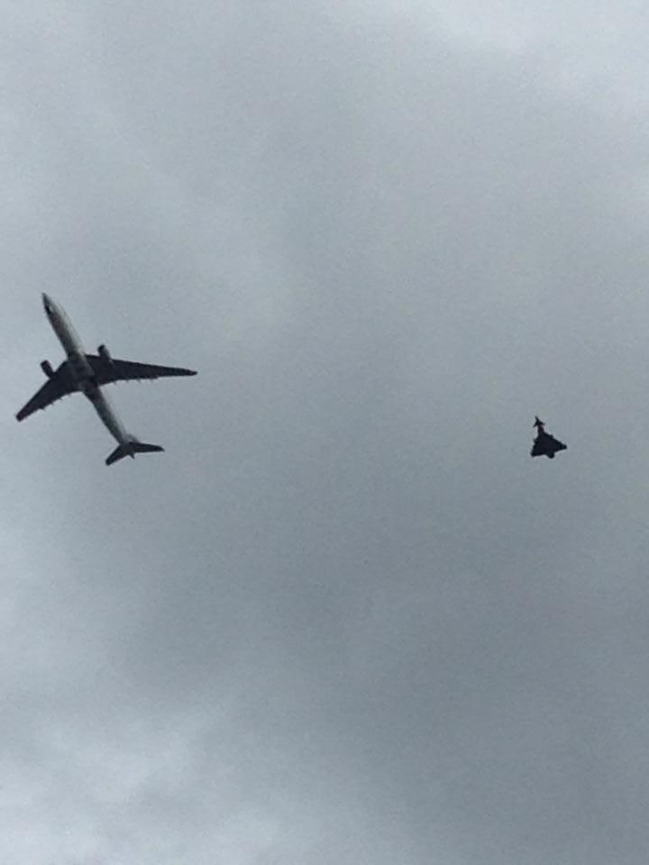 Qatar Airways Passenger Arrested In UK For Fake Bomb Threat