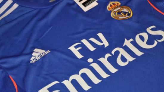 Emirates Secures $160m Sponsorship Deal With Real Madrid