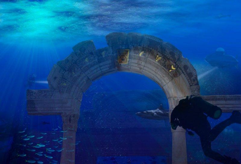 US Developer Reef Worlds Plans Underwater Project In Dubai