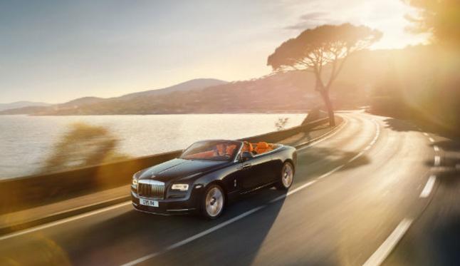 Rolls Royce's Middle East sales up 4% in 2015, global sales dip slightly