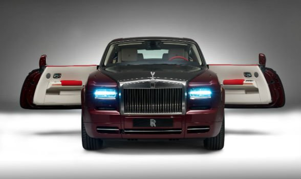 Rolls-Royce Abu Dhabi Releases One-Of-A-Kind 'Ruby' Edition