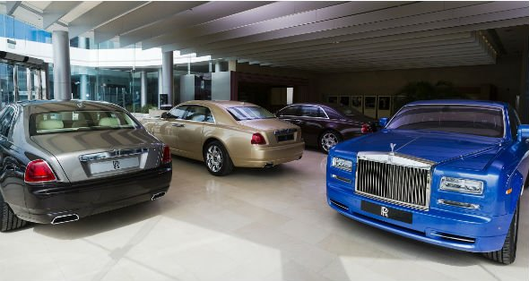 Rolls-Royce Bespoke Demand Drives Growth
