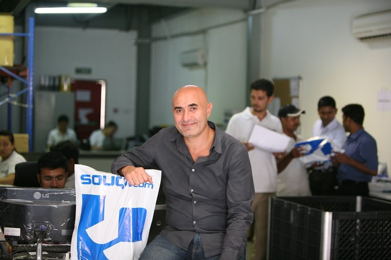 Souq CEO not worried by $1bn rival Noon.com as sales weekend approaches