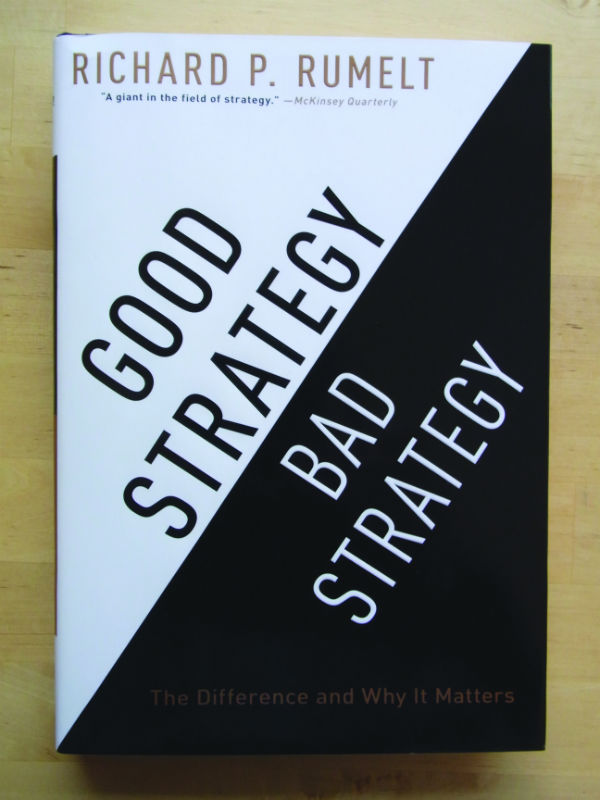 The Strategy For Strategy