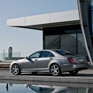 Review: Mercedes S500 AMG