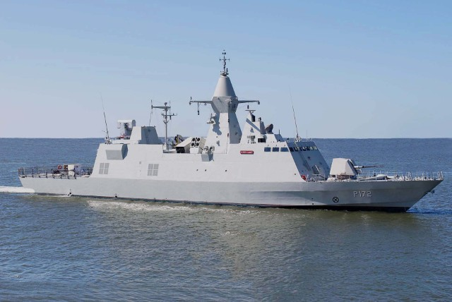 Abu Dhabi Ship Building To Deliver 3 UAE Warships By 2016, Eyes New Deals