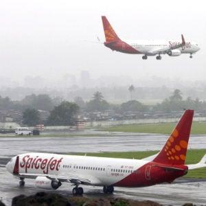 India's SpiceJet Starts Dubai Route