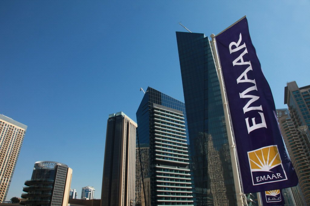 Emaar Rises To 5-Year High As Property Stocks Gain
