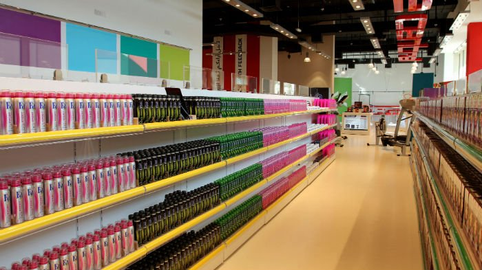 First Free Sampling Store Opens In Dubai