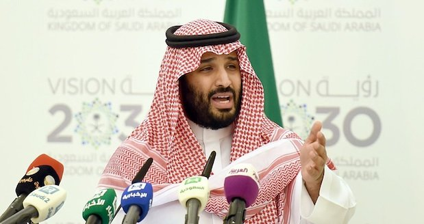Saudi Crown Prince voted Time person of the year
