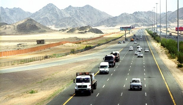 Saudi to introduce new 140kph speed limit on some roads