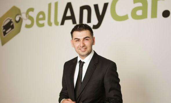 Five Minutes With…Saygin Yalcin, founder, SellAnyCar.com