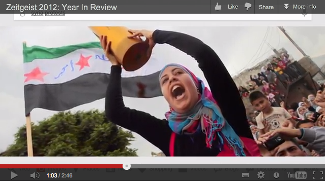 VIDEO: Google's Incredible Snapshots Of 2012