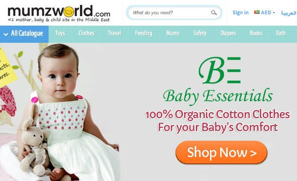 Online Retailer Mumzworld Launches 'Women-Only' Investment Round