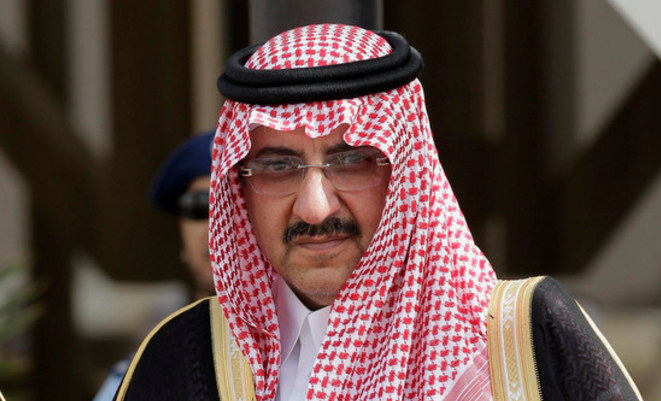 Saudi prince awarded French Legion d'Honneur for fight against terror