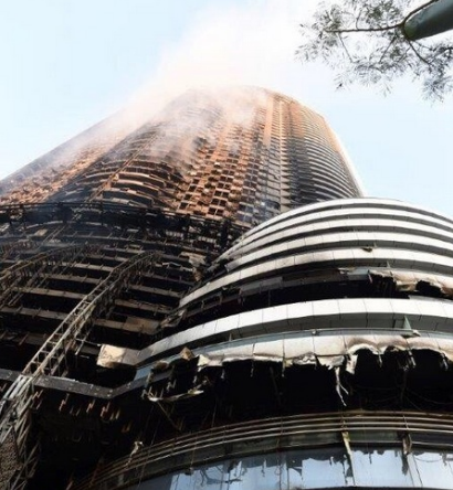 Emaar says Address hotel fire will not have a 'material impact'