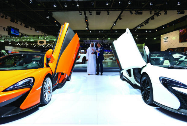 Middle East's automotive industry slows, but motor companies remain optimistic