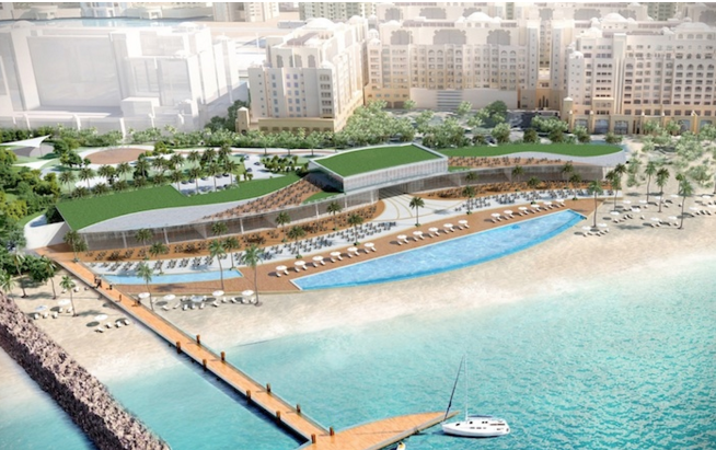 Nakheel to launch St. Regis branded beach club in Palm Jumeirah