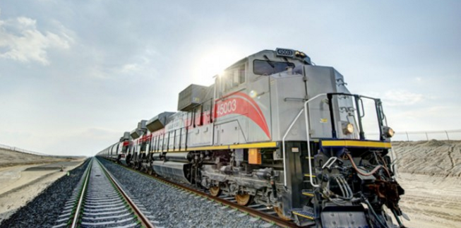 Etihad Rail receives approval to begin stage one commercial operations