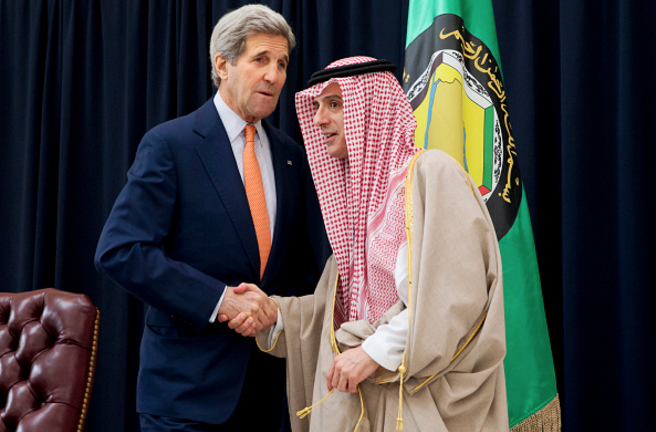 Saudi troop deployment in Syria down to US coalition