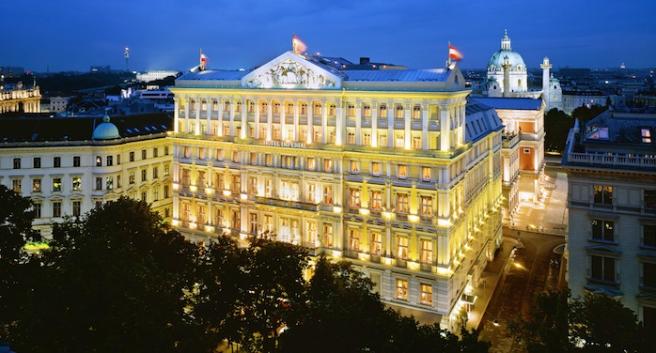 Dubai's Al Habtoor buys Vienna's historic Hotel Imperial