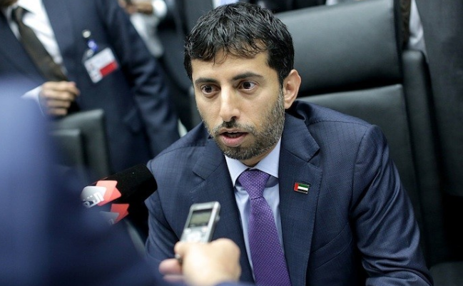 UAE oil minister says open to cooperation towards market stability
