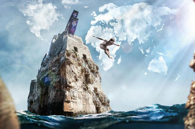 Dubai Marina to host Red Bull Cliff Diving World Series final