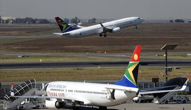 South African Airways exits Etihad alliance, to cancel Abu Dhabi flights