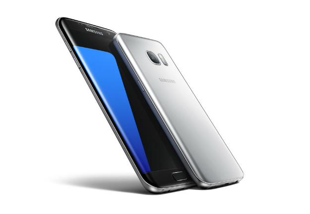 Samsung unveils Galaxy S7 smartphone line