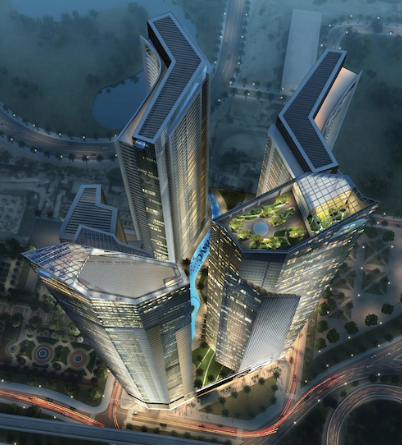 Damac launches Dhs 7.4bn Akyon City project near Dubai Canal