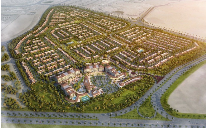 Dubai Properties Group launches mega residential project in Dubailand