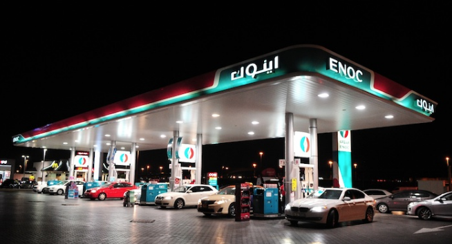 ENOC retail to open 54 new stations in Dubai by 2020