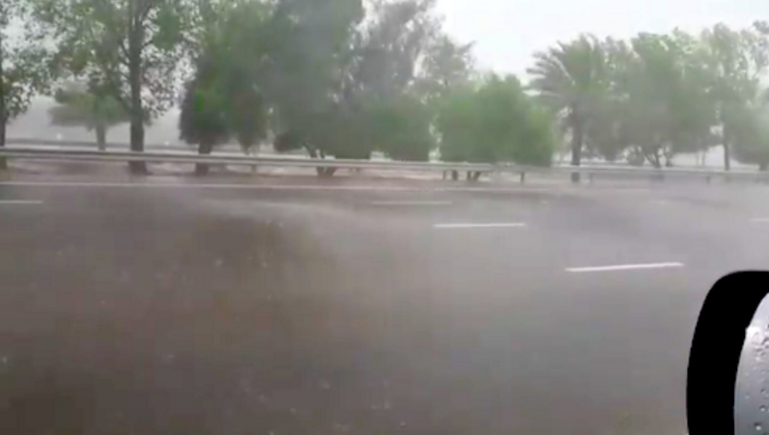 All UAE schools to be closed on Thursday as severe rains persist