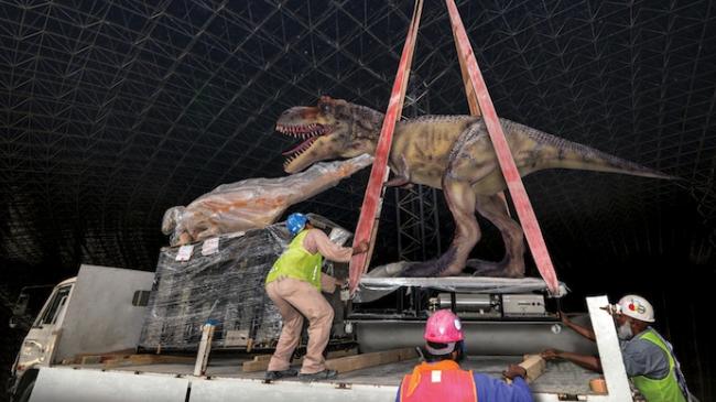 Exclusive: Dubai's new $1bn IMG theme park 80% complete