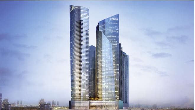 Damac launches hotel rooms for sale at new Aykon City from Dhs 1m