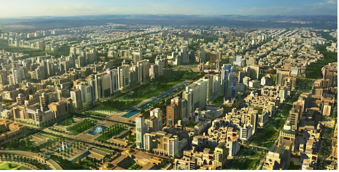 Dubai's Nakheel signs agreement with Saudi firm for new Riyadh projects.