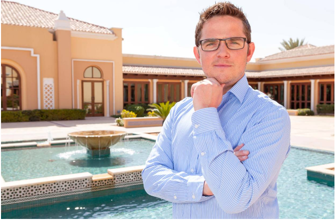 Five minutes with... Elegant Resorts Middle East GM Anthony Challinor-Cole