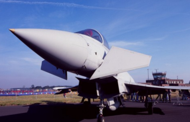 Kuwait withdraws $500m for Eurofighter Typhoon jets