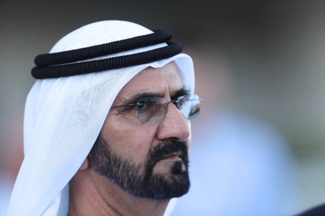 Sheikh Mohammed ranked 4th most popular global leader on Twitter