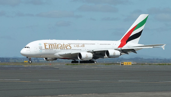 Emirates ranked world's most 'valuable airline brand' at $7.7bn