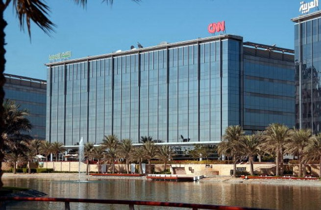 CNN opens new hi-tech studio in Dubai Media City