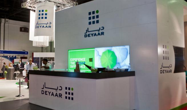 Dubai's Deyaar sees 2015 profit rise 3.4%