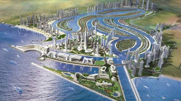 Mega waterfront development planned for Sharjah